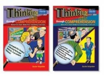 Thinking Skills Through Comprehension: Middle: Exercises in Deductive Reasoning (Paperback)