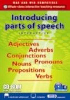 Introducing Parts of Speech - Prim-Ed Interactives S. (CD-ROM)