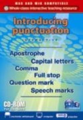 Introducing Punctuation - Prim-Ed Interactives S. (CD-ROM)
