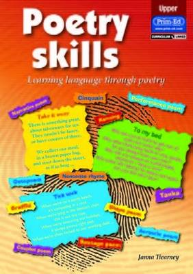 Upper Primary: Speaking, Listening, Reading and Writing - Learning Language Through Poetry S. (Paperback)