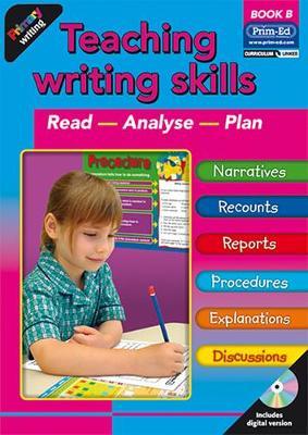 Primary Writing: Bk. B: Teaching Writing Skills