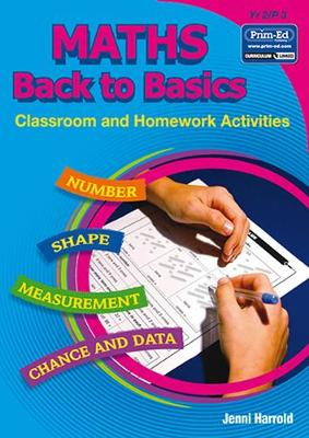 Maths Homework: Bk. B: Back to Basics Activities for Class and Home (Paperback)