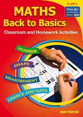 Maths Homework: Bk. C: Back to Basics Activities for Class and Home (Paperback)