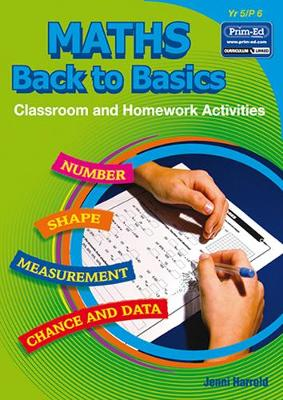 Maths Homework: Bk. E: Back to Basics Activities for Class and Home (Paperback)
