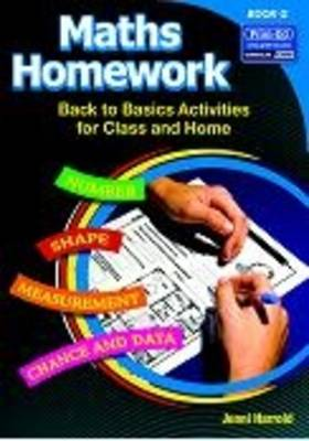 Maths Homework: Bk. G: Back to Basics Activities for Class and Home (Paperback)