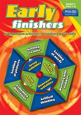 Early Finishers: Bk. C: Independent Activities to Reinforce Basic Skills (Paperback)