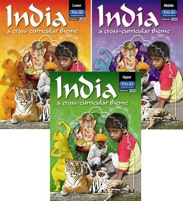 India - Middle: Middle: A Cross Curricular Theme (Paperback)