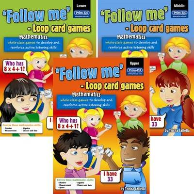 Loop Card Games - English Lower - Follow Me! (Paperback)