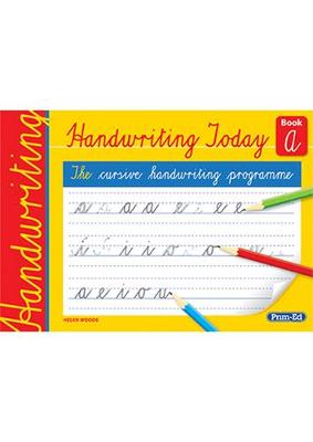 Handwriting Today Book A: Book A (Paperback)