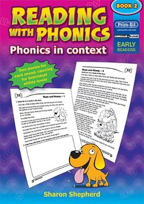 Reading with Phonics: Bk. 2: Phonics in Context (Paperback)