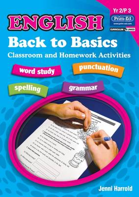English Homework: Bk. B: Back to Basics Activities for Class and Home (Paperback)