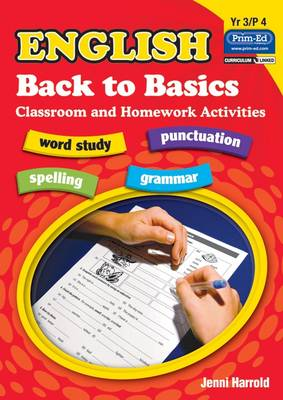 English Homework: Bk. C: Back to Basics Activities for Class and Home (Paperback)