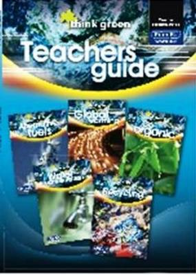 Think Green Teachers Guide (Paperback)