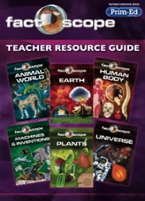 Factoscope Teachers Guide (Paperback)