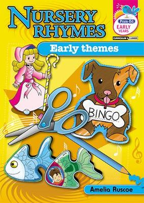Nursery Rhymes Early Themes (Paperback)