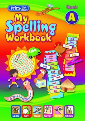My Spelling Workbook A 5 Pack - Spelling Workbooks