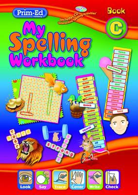 My Spelling Workbook C 5 Pack - Spelling Workbooks