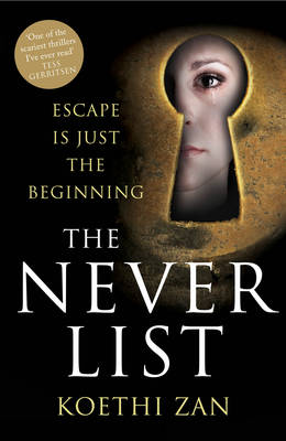 The Never List (Hardback)