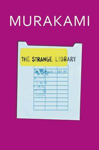 The Strange Library (Hardback)