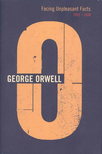 Facing Unpleasant Facts: 1937-1939 (Paperback)