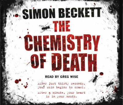The Chemistry Of Death (CD-Audio)