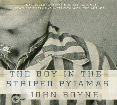 The Boy in the Striped Pyjamas (CD-Audio)