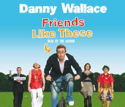 Friends Like These (CD-Audio)