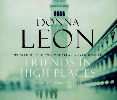 Friends In High Places: (Brunetti 9) - Brunetti (CD-Audio)