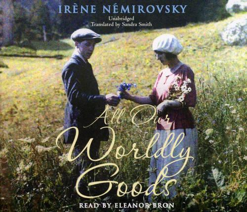 All Our Worldly Goods (CD-Audio)