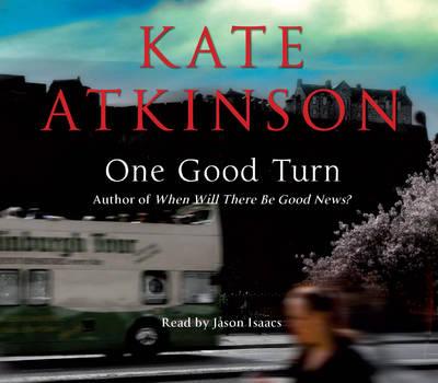 One Good Turn: (Jackson Brodie) - Jackson Brodie (CD-Audio)