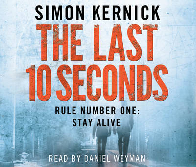 The Last 10 Seconds: (Tina Boyd 5) - Tina Boyd (CD-Audio)