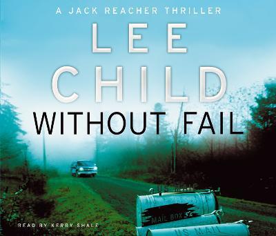 Without Fail: (Jack Reacher 6) - Jack Reacher (CD-Audio)