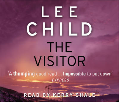 The Visitor: (Jack Reacher 4) - Jack Reacher (CD-Audio)