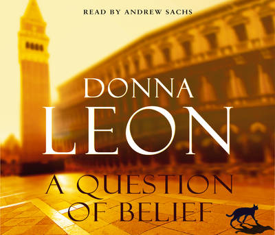 A Question of Belief: (Brunetti 19) - Brunetti (CD-Audio)