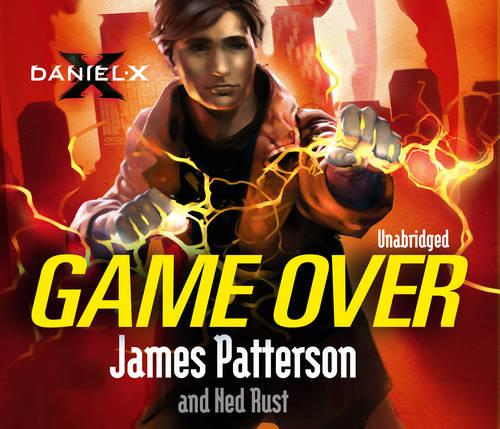 Daniel X: Game Over: (Daniel X 4) - Daniel X (CD-Audio)