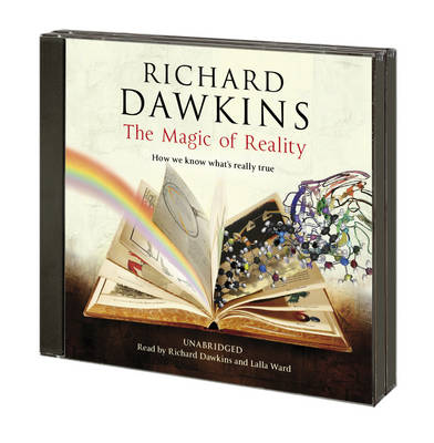 The Magic of Reality: How we know what's really true (CD-Audio)