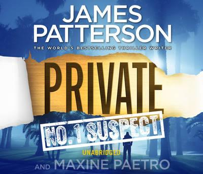 Private: No. 1 Suspect: (Private 4) - Private (CD-Audio)
