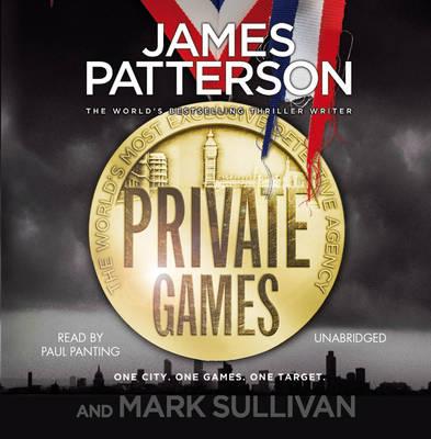 Private Games: (Private 3) - Private (CD-Audio)