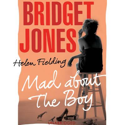 Bridget Jones: Mad About the Boy - Bridget Jones's Diary (CD-Audio)