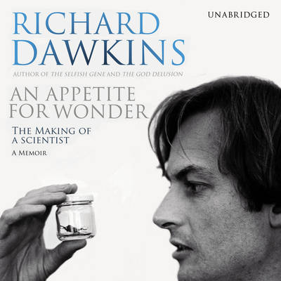An Appetite For Wonder: The Making of a Scientist (CD-Audio)