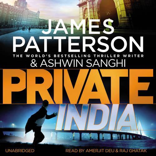 Private India: (Private 8) (CD-Audio)