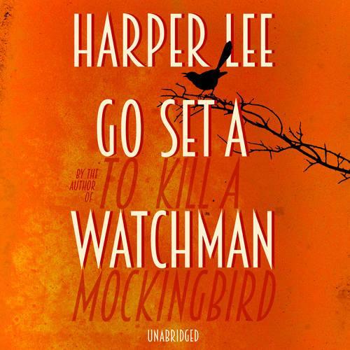 Go Set a Watchman (CD-Audio)