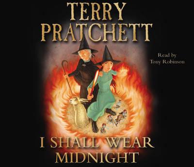 I Shall Wear Midnight: (Discworld Novel 38) - Discworld Novels (CD-Audio)