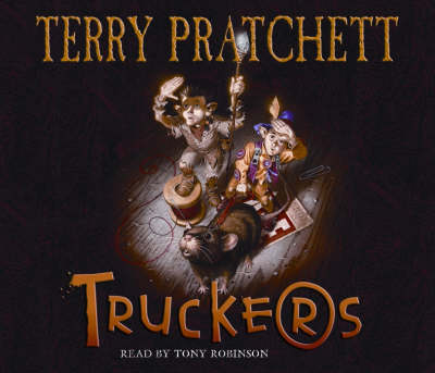 Truckers: The First Book of the Nomes (CD-Audio)