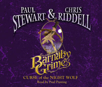 Barnaby Grimes: Curse of the Nightwolf - Barnaby Grimes 1 (CD-Audio)