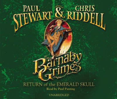 Barnaby Grimes: Return of the Emerald Skull - Barnaby Grimes (CD-Audio)