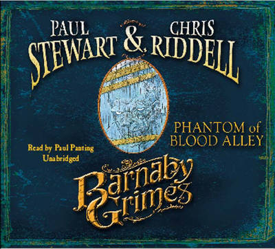 Barnaby Grimes: Phantom of Blood Alley (CD-Audio)