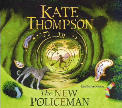 The New Policeman - The New Policeman Trilogy 1 (CD-Audio)