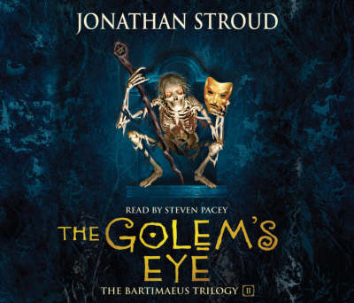 The Golem's Eye - The Bartimaeus Sequence 3 (CD-Audio)