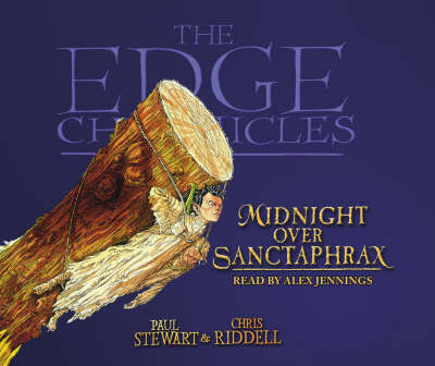 The Edge Chronicles 6: Midnight Over Sanctaphrax: Third Book of Twig - The Edge Chronicles 6 (CD-Audio)
